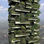 Mailand/ Architektur/ Bosco Verticale