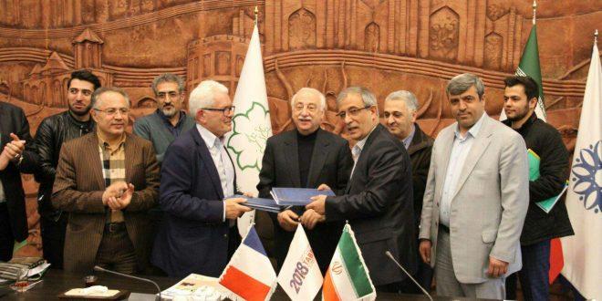 امضای قرارداد پروژه احداث واحد نیروگاهی به روش زباله سوز در تبریز