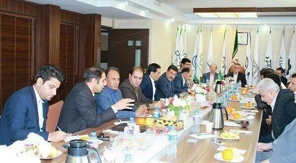 گزارش تصویری دوازدهمین نشست کمیسیون سرمایهگذاری و مشارکت های شهرداری های کلانشهرهای ایران
