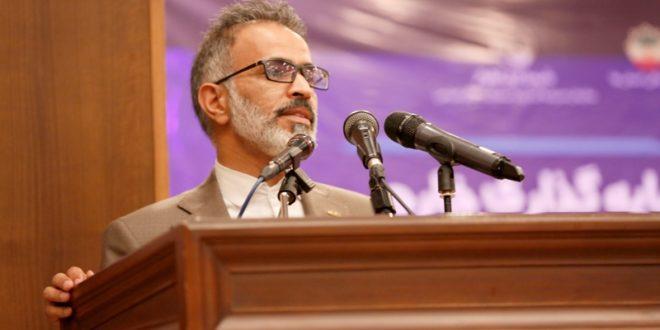 تشکر دکتر ساری نماینده مجلس از برگزاری همایش سرمایه گذاری خارجی در اهواز