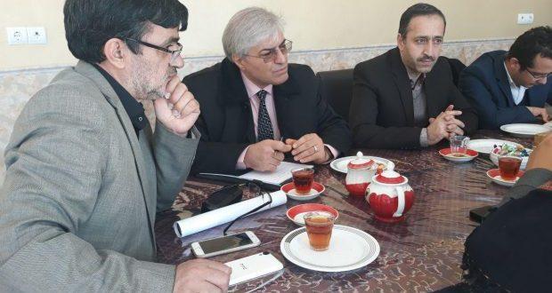 برگزاری جلسات هماهنگی بین نماینده یک مجموعه اقتصادی کشور عراق با فعالان اقتصادی تبریز