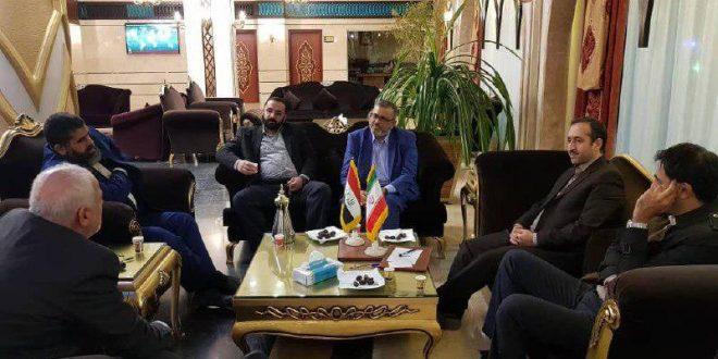بزودی دفتر همکاری های اقتصادی بخش خصوصی عراق و ایران در تبریز افتتاح می شود.