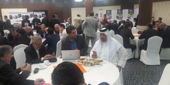 گزارش تصویری از تالار مذاکرات سرمایه گذاری کرمانشاه ۲۹ خرداد ۹۸